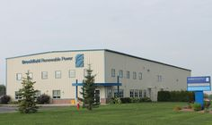 Brookfield Power, Sault Ste. Marie, ON - Steelway Building Systems