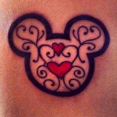 mickey mouse tattoos - Google Search