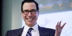 """Treasury Yields Continue to Surge as Mnuchin Considers """"Dangerous Temptation"""" - The Bitcoin Street Journal: Breaking Bitcoin News, Bitcoin Business, Bitcoin Financial & Economic News, Bitcoin World News & Video. Consumer Price Index, Financial Regulation, Swiss Bank, Steven Mnuchin, Bitcoin Business, Dow Jones Industrial Average, New Law, Cryptocurrency News"""