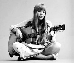 One of my favorite songwriter/singer/artist of all time.....I dont know what my life would be like with out Joni Mitchell