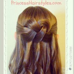 DIY hair idea by angelameraz21, helenkhoshraftar, nail_4782  #diyhair #tutorial #tutorials #hairstyle #instructions #instruction #diy #fishtailbraid #diyideas #twins #doityourself #idea #ideas #pretty #dutchbraid #stylish #style #instahair #fishtail #tutoriales #diyfashion #hair #braid #ponytail#braids#pictorial #bun #hairbow#frenchbraid#longhair