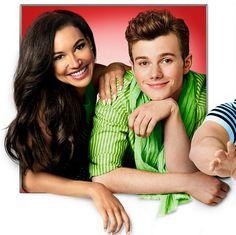 This is SO cute! Santana and Kurt