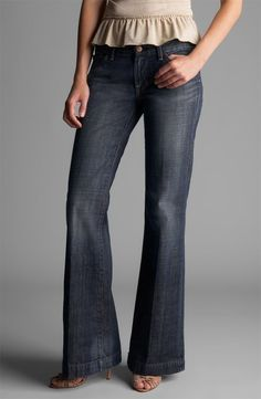 Wrangler Ultra Low-Rise Patch Jeans (For Women) | 50, Save$$$ and ...