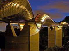Henderson Wave Bridge, Singapore