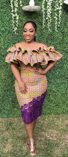 Moesha Boduong in modern african fashion dress, African fashion, Ankara, kitenge, African women dresses, African prints, African men's fashion, Nigerian style, Ghanaian fashion, ntoma, kente styles, African fashion dresses, aso ebi styles, gele, duku, khanga, krobo beads, xhosa fashion, agbada, west african kaftan