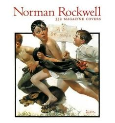 Although technically Norman Rockwell was an academic painter, he had the eye of a photographer and he used this eye to give us a picture of America that was famliar and at the same time unique. Rockwell best expressed this vision of America in his justly famous cover illustrations for magazines like The Saturday Evening Post. 332 of these cover paintings are reproduced in stunning full color in this large-format volume, which is sure to be treasured by art lovers everywhere.