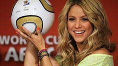 Shakira Unveils Video For 'La La La (Brazil 2014)'