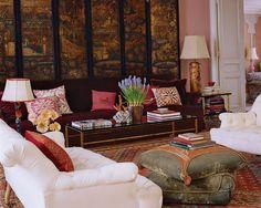 Parisian apartment of Lisa Fine