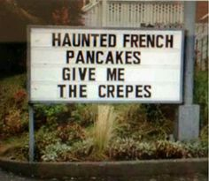 Give me the crepes