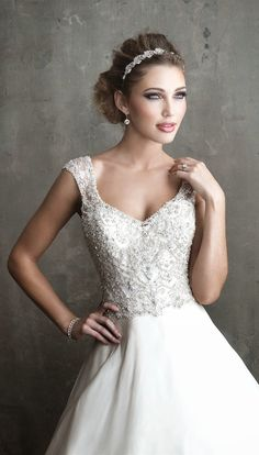 Allure Couture Fall 2014 Bridal Collection