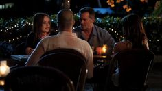 "Burn Notice 5x04 ""No Good Deed"" - Fiona Glenanne (Gabrielle Anwar), Sam Axe (Bruce Campbell), Jesse Porter (Coby Bell) & Eve (Aviva Farber)"