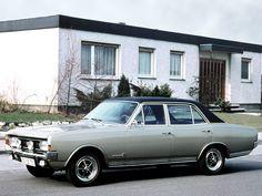 Opel Commodore GS - 1967