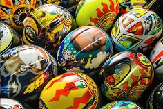 Replica Rossi 42 casques AGV aux enchères à Londres