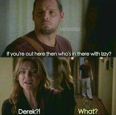 Greys Anatomy Funny, Grays Anatomy Tv, Grey Anatomy Quotes, Anatomy Humor, Grey Quotes, Tv Quotes, Movie Quotes, Funny Quotes, Meredith Grey