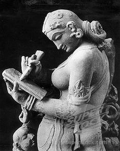 apsara/yakshi/celestial maiden