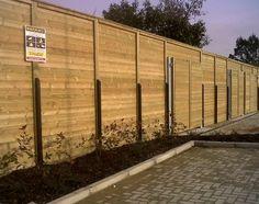 Acoustic Fence Gate AF005