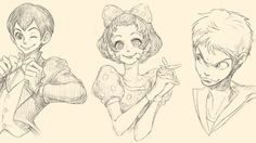 Japanese illustrator Chaico loves her Disney and her manga, which is why she has turned her favorite characters into what they would look like if they were animated in her native Tokyo rather than in California. Some of them are really spot on (my favorite is her human Donald.)