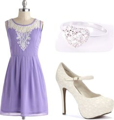 """Purple"" by daddys-rose on Polyvore"