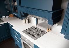 Каталог кухонь | BRISTOL BLUE | Кухни VIRS Kitchen Cabinets, Home Decor, Kitchen Wall Cabinets, Homemade Home Decor, Decoration Home, Room Decor, Kitchen Base Cabinets, Interior Design, Home Interiors