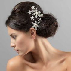 Pearls of Grace Large Headpiece--Love this! So pretty!