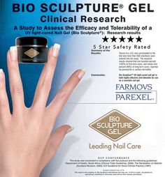 Bio Sculpture research. Gel Manicures, Nails, Bio Sculpture Gel, Clinical Research, Nail Care, Nail Ideas, The Cure, My Love, Inspiration