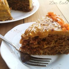 Paleo, Gluten-free, Dairy-free, Carrot Cake. Wedding Cake recipe Trial!