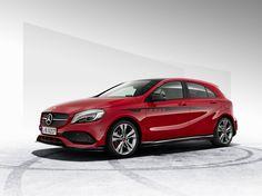 News: AMG-Pakete für Mercedes A-Klasse - Rundum sportlicher