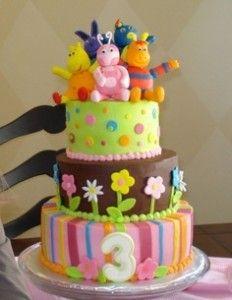 bolo de aniversario backyardigans 232x300 bolo de aniversario backyardigans