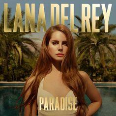 Paradise // Lana Del Rey (2012) #AlbumArt #LogoCore