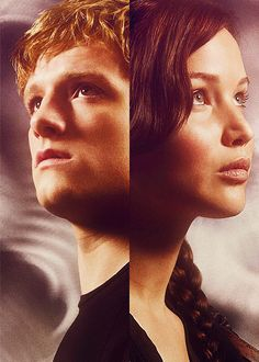 Peeta and Katniss - peeta-mellark-and-katniss-everdeen Photo