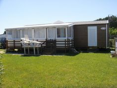 Mobil-Home tout confort, parc Siblu le lac des rêves 4 étoiles, 34970 Lattes (Hérault)