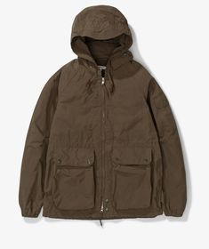 Engineered Garments - Waxed Atlantic Parka