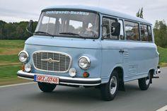 Barkas B1000KT minibüs -