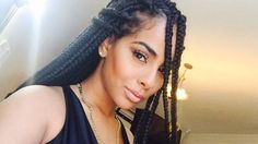 Box Braid Styles to Wear This Summer