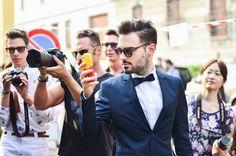 Milan Fashion Week // Men´s Street Style #menstyle #menswear #mensfashion