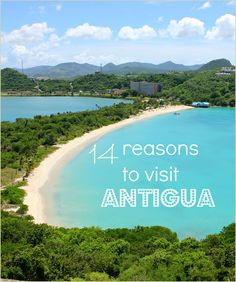 Sun, sand, sea, snorkelling, stingrays plus historic sugar plantations, a picturesque capital and a warm Caribbean welcome - 14 reasons to visit Antigua. Highlights of the Caribbean island in pictures and a video, from beach, sea and snorkelling to stingrays, history and culture.