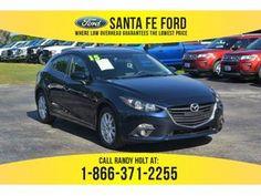 2015 Deep Crystal Blue Mica Mazda Mazda3 i Touring 38388P Mazda Mazda3, Mazda 3, Santa Fe, Touring, Ford, Deep, Crystal, Blue