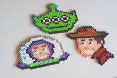 Toy Story perler beads