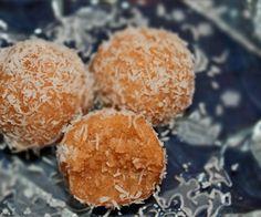 Cinnamon Ball Fat Bombs