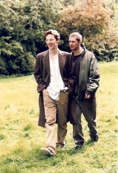 Ben and Tom. I have no idea why I'm pinning this, that film broke my heart in so many ways. :(