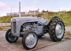 Ferguson T20 TE20 TEA20 TED20 TEF20 Gris Fergie Tractor Capó Permanecer