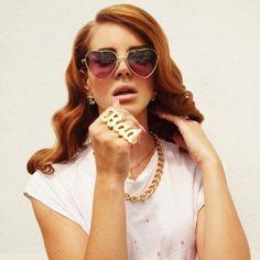 Lana Del Rey. BAAAD.