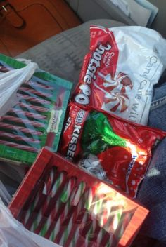 1- Candy on Campus in honor of Caroline Previdi. #26acts