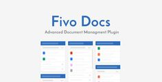 Fivo Docs - WordPress Documents and Attachments Manager - https://codeholder.net/item/wordpress/fivo-docs-wordpress-documents
