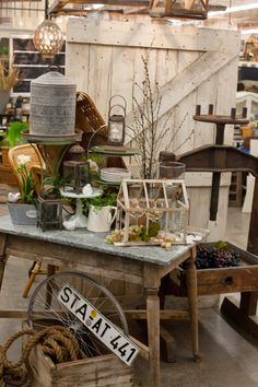 Sweet Salvage on Vintage Booth Display, Vintage Store Displays, Antique Booth Displays, Antique Booth Ideas, Vendor Displays, Market Displays, Craft Show Displays, Merchandising Displays, Display Ideas