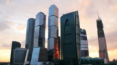 moscow - city, moscow, russia - http://www.wallpapers4u.org/moscow-city-moscow-russia/