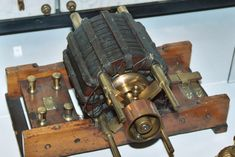 10 Greatest Inventions of Nikola Tesla - The Induction Motor