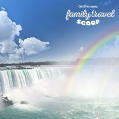 Niagara Falls and Thousand Islands or Secret Caverns Tour from New York/NJ. Join the Maid of the Mist or Niagara Jet Boat Adventures. Yellow Brick Houses, Toronto, Niagara Falls Ny, Voyage Canada, Canada Pictures, Rainbow Images, New York Hotels, Family Road Trips, Local Attractions