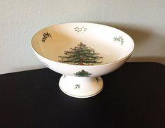 Old Fashion Christmas Tree 3.5 Qt Bowl Party Supplies