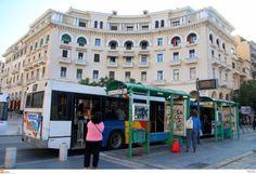 Magazino1: ΟΑΣΘ: Η απεργία στα λεωφορεία συνεχίζεται - Η αγορ...